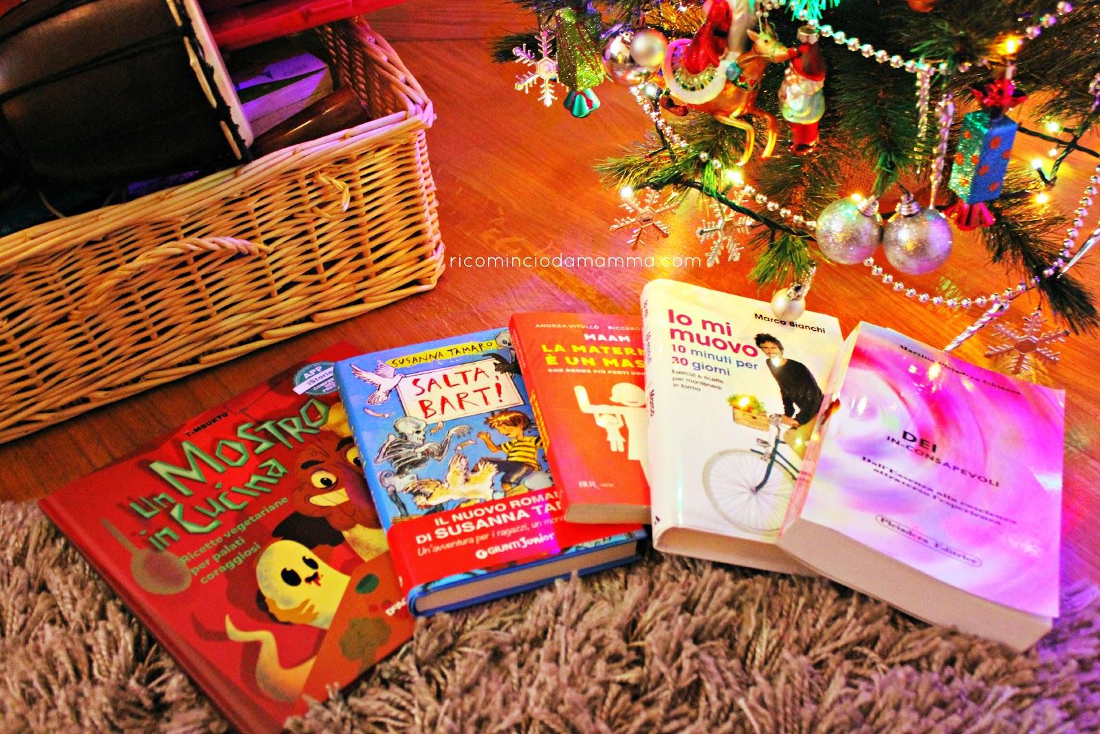 Sotto l'albero di Natale: 5 libri da leggere