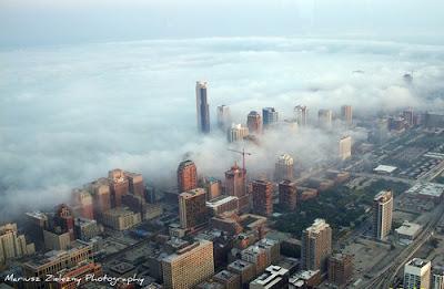 Ciudades conquistadas por la niebla - torres Willis