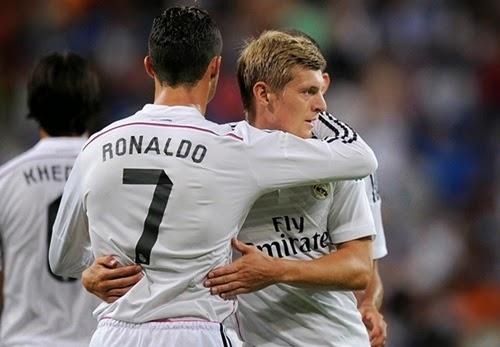 Điểm tin chiều 13/10: Cristiano Ronaldo là số 1 thế giới.