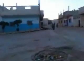 عملية تحرير حي الربيع العربي من عصابات الاسد في حمص