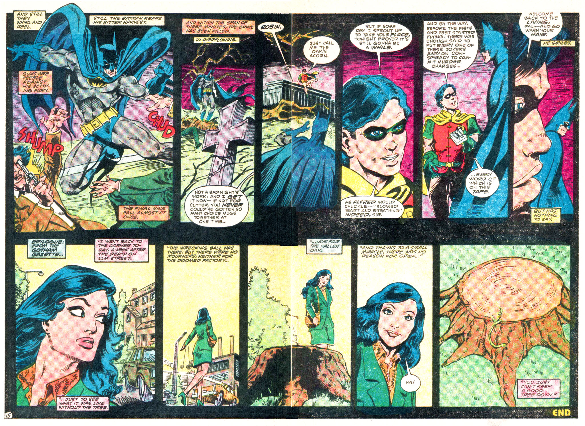 Detective Comics (1937) Issue #552 Page 16
