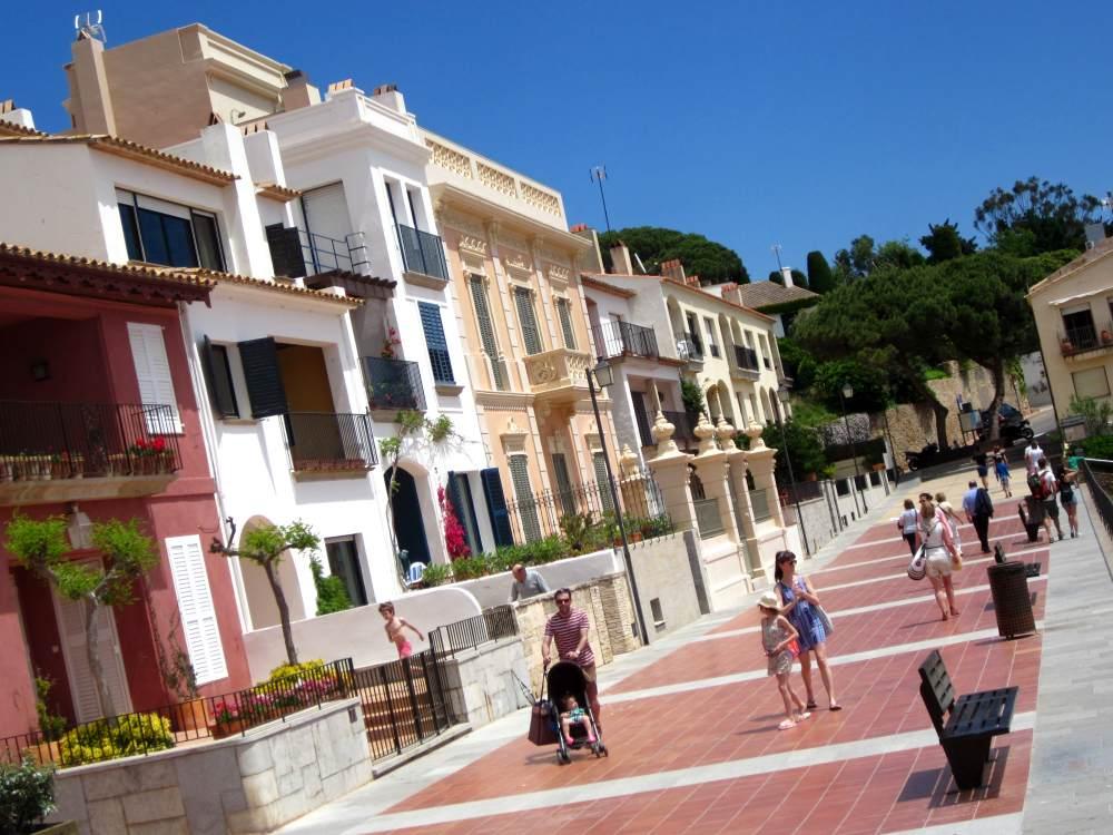 Catalunya calella de palafrugell en la costa brava - Casas calella de palafrugell ...