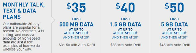 best unlimited cell phone plans
