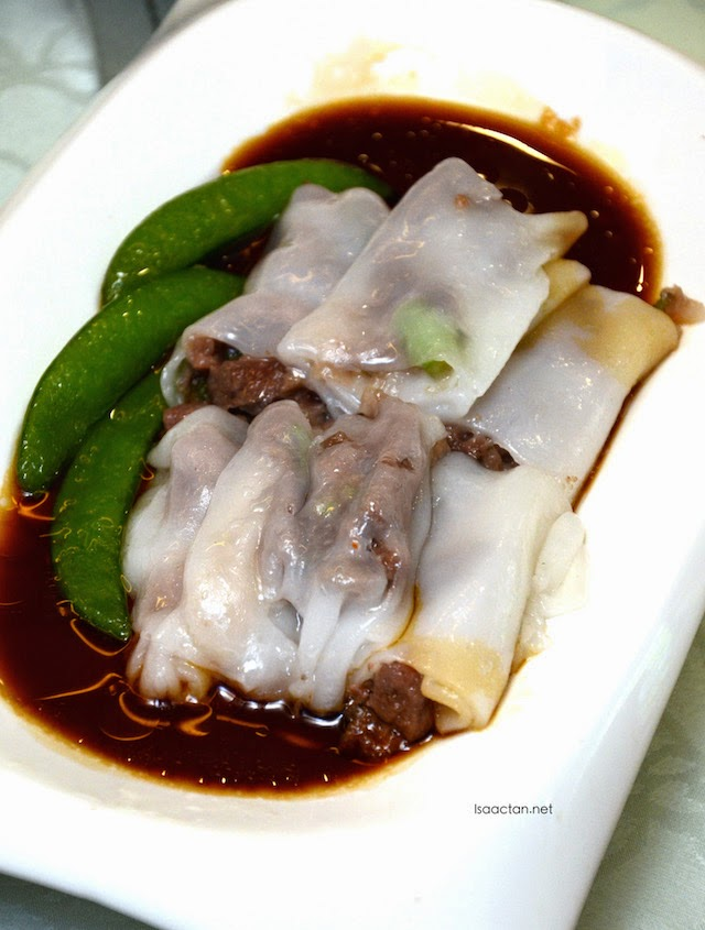 Vermicelli Roll with Pig's Liver - RM10.80