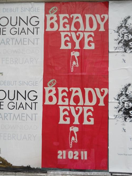Beady Eye in Milan: tickets