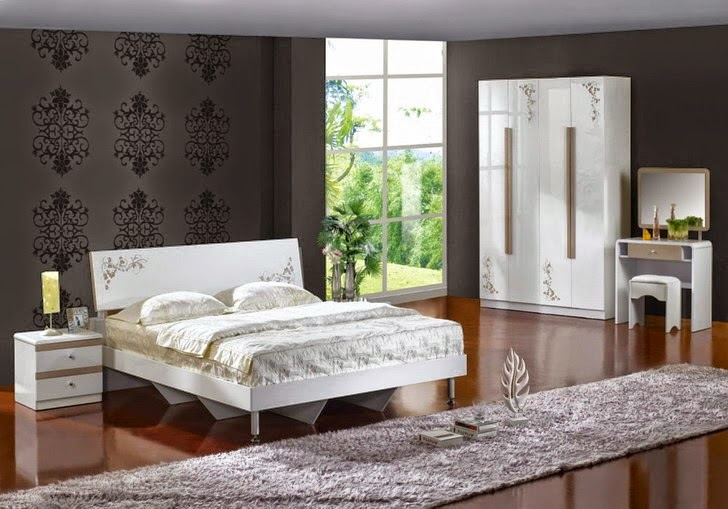 Idee pour meubler une petite chambre for Idee pour chambre a coucher