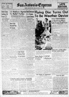 koran ufo roswell