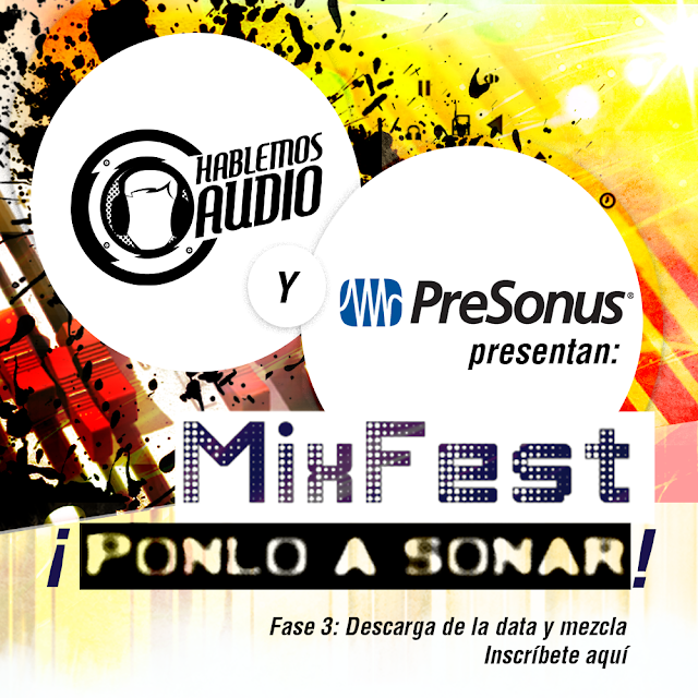Inscríbete en la fase 3 de MixFest