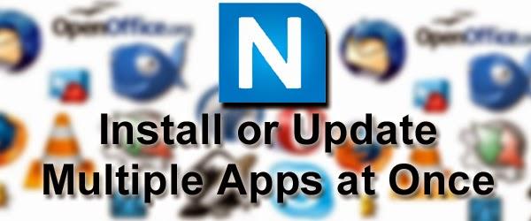 تحميل البرامج المجانية والأساسية للويندوز بضغطة زر واحدة موقع ninite