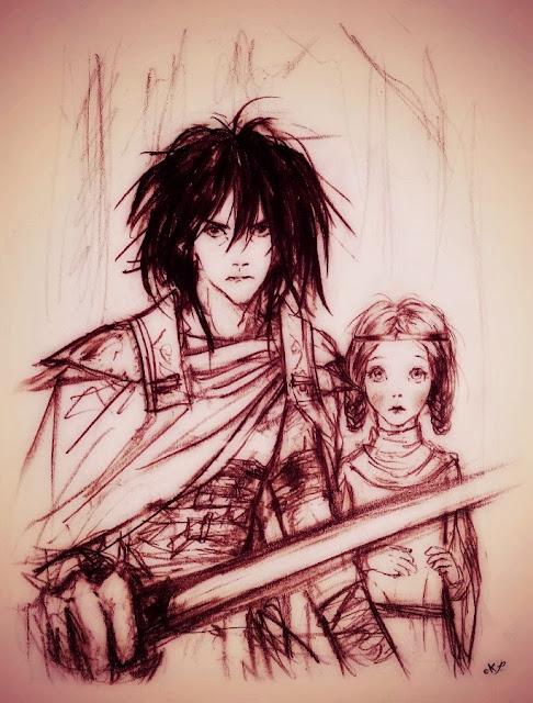 Guerrero y princesa, Kaliparvati