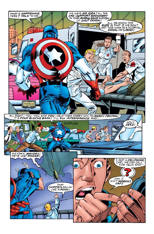 Captain America (1968) Issue #449 #403 - English 10