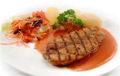 Atmosphere Resort Cafe | Kuliner Bandung