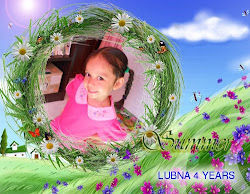 Lubna 4 Years