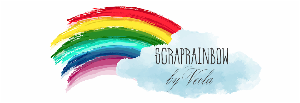 Scraprainbow by Veela