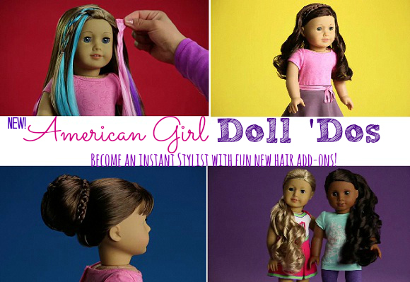 One Savvy Mom NYC Area Mom Blog Become An Instant Stylist - Hairstyles for dolls with long hair