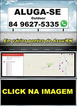 ALUGA-SE OUTDOOR
