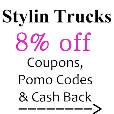Stylin Trucks Promo Codes January 2016, February 2016