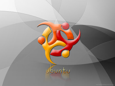 Ubuntu 3D Logo Wallpapers