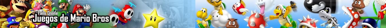 juegos de mario bros - jugar online