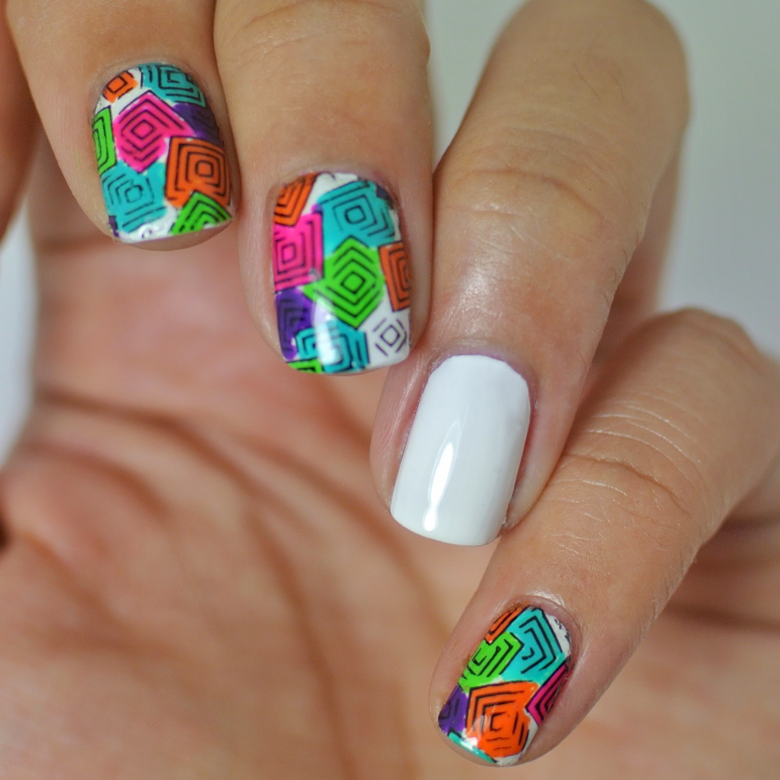 Nails By Gift Moyounails Salon Pro 7 Full Nail Designs Giveaway