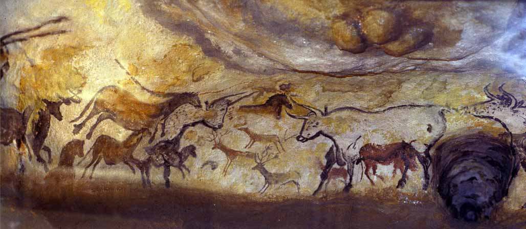 an analysis of the paleolithic art and cave paintings The cave painters analysis the cave paintings found at and experts in the field did not authenticate the paleolithic art that he had discovered until.