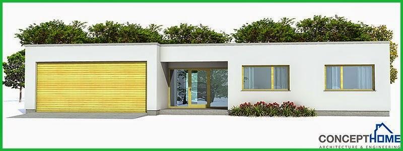 Model Rumah Minimalis , Tampak Depan Rumah Minimalis