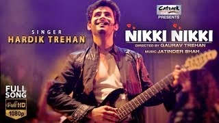 NIKKI NIKKI FULL SONG LYRICS & VIDEO | HARDIK TREHAN | LATEST PUNJABI ROMANTIC SONG 2014