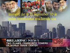 در ماه سپتامبر دو رویداد مهم رویداده است اولینش 17 سپتامبر 92 و دومینش 11 سپتامبر 2001