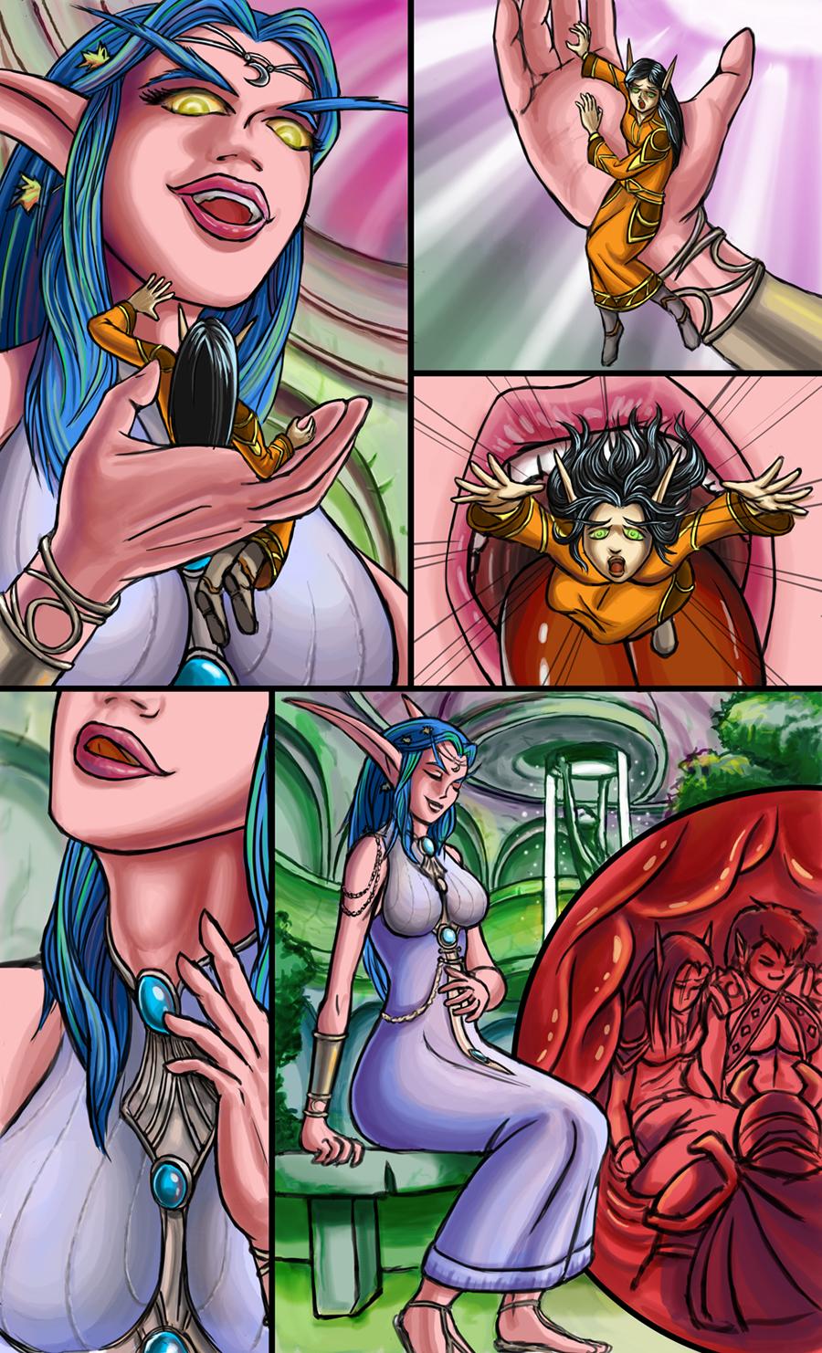 Warcraft porn vore fucking female
