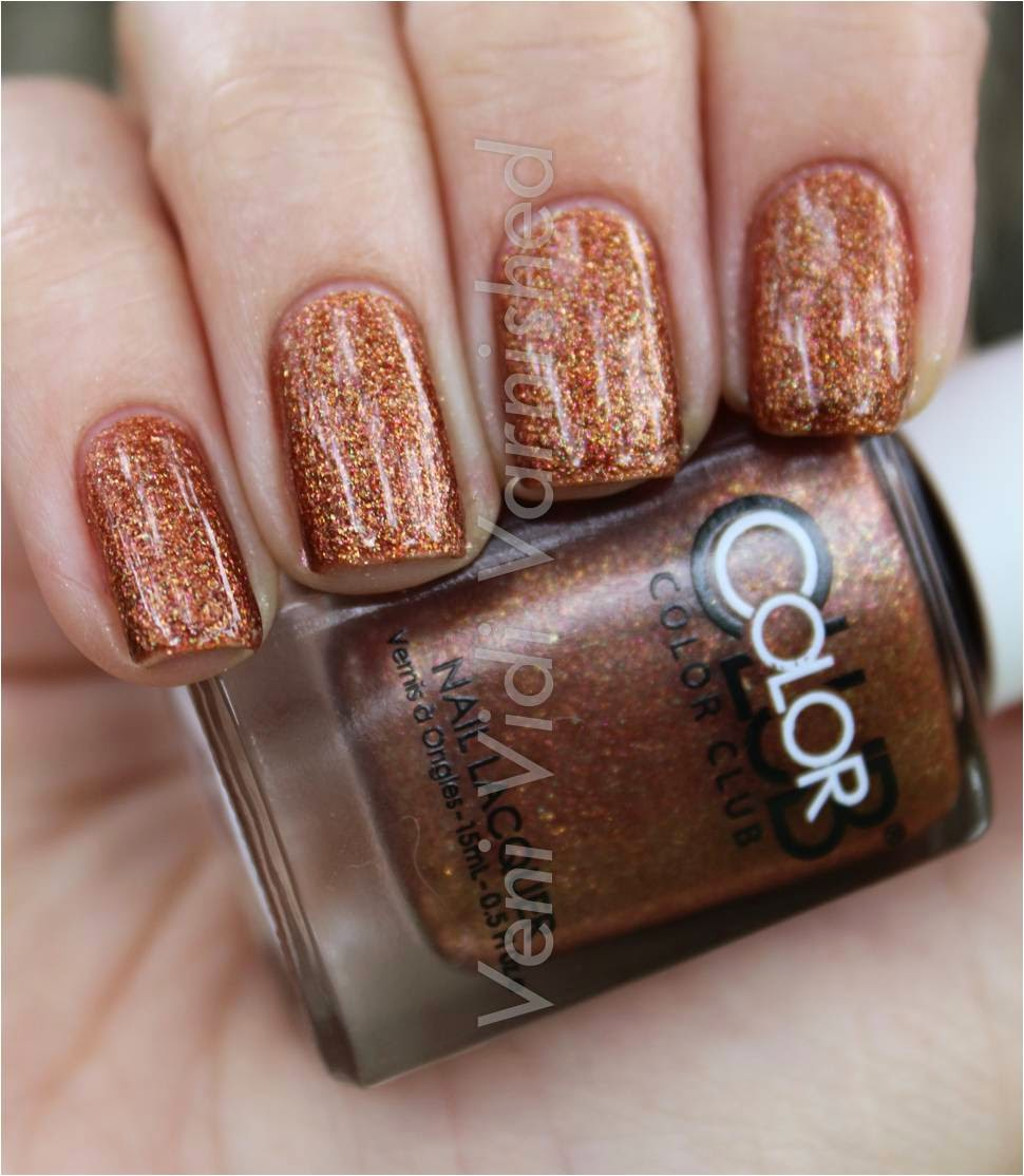 Color Club Seven Deadly Sins Indulge Me Topcoat