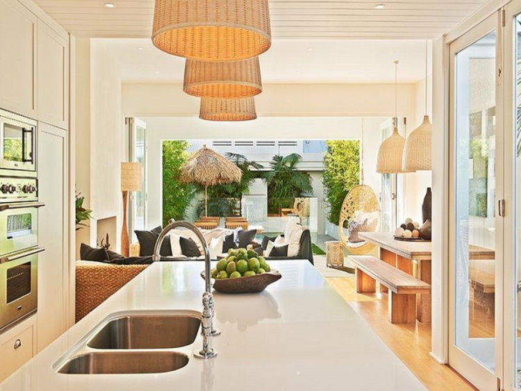 Tropical oasis wink co - Casas decoradas por dentro ...