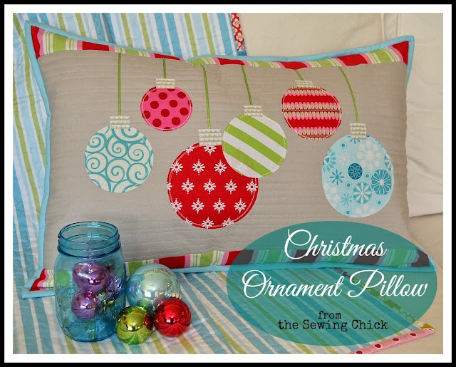 30 Modern Christmas Pillows To Quilt Sew Wow I Like That