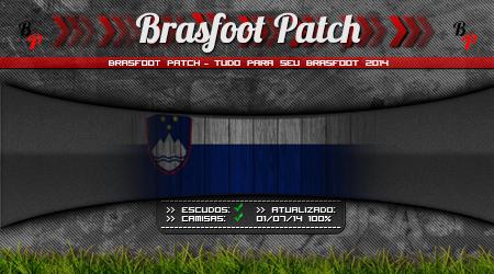 Brasfoot 2014 patch italiano delite