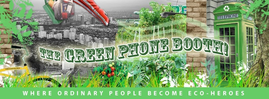 The Green Phone Booth