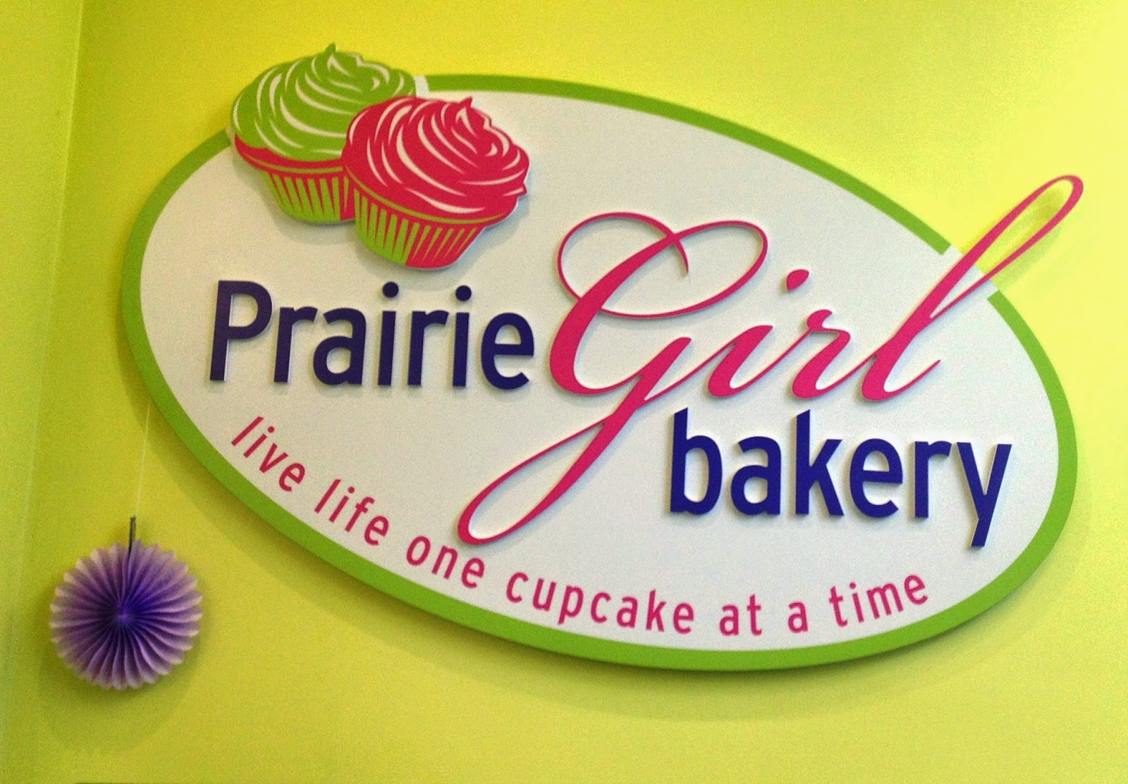 Prairie Girl Bakery in Toronto, ON