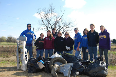 Montgomery Catholic Students Give Back to the Community During Annual Lenten Day of Service 1