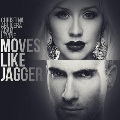 maroon 5 moves like jagger radio edit