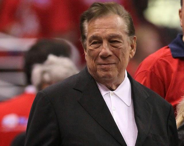 Dueño de Clippers suspendido de por vida de la NBA