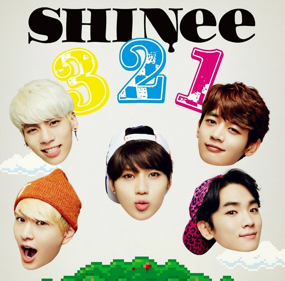 First Italian Blog ☆ Hello SHINee