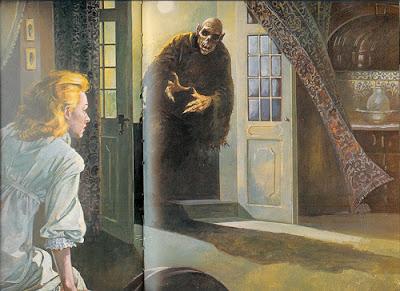 croglin, grange, vampiro, morto-vivo, zumbi, igreja, lenda, história