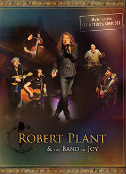 Robert Plant Band Of Joy Live from the Artists Den DVD