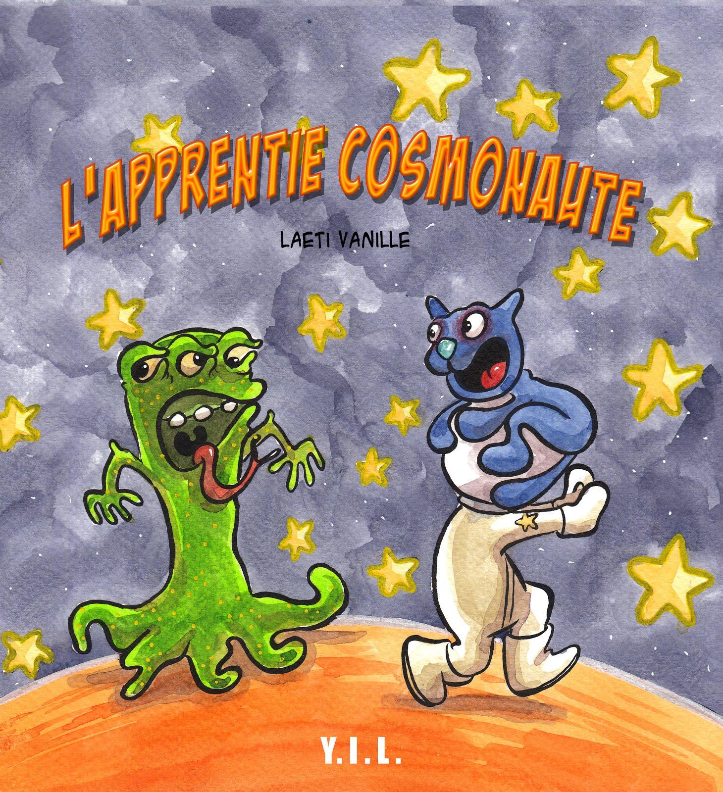 L'Apprentie Cosmonaute