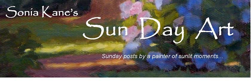 Sonia Kane's Sun Day Art