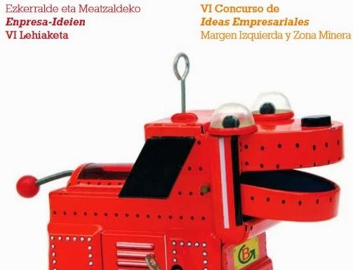 VI Concurso de Ideas Empresariales de la Margen Izquierda y Zona Minera.