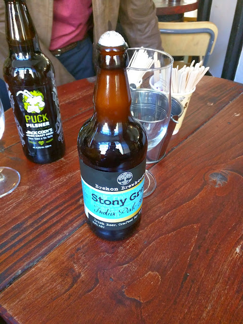 Irish Craft Beer bottle