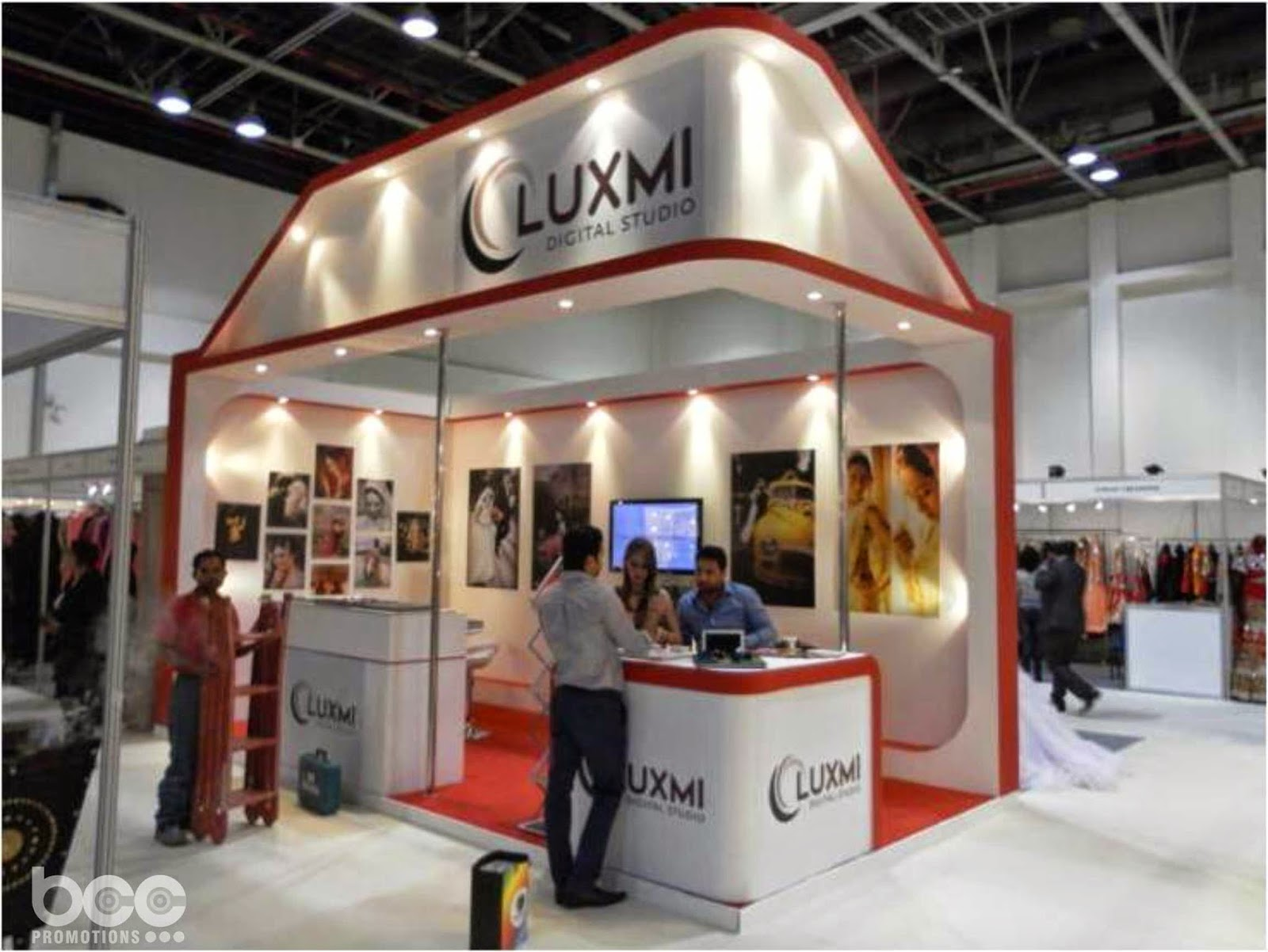 Exhibition Stall Fabricators In Chennai : Stall design execution by brand care communications exhibition