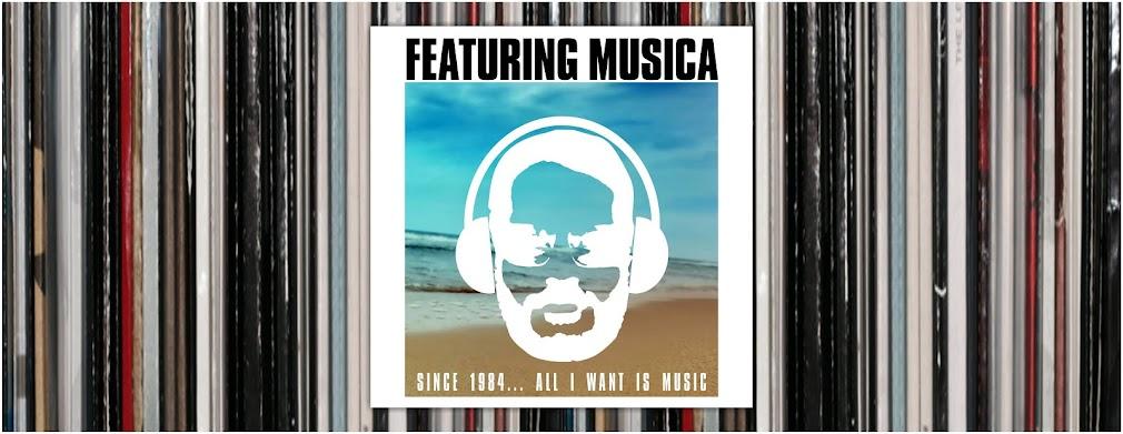 Featuring Música