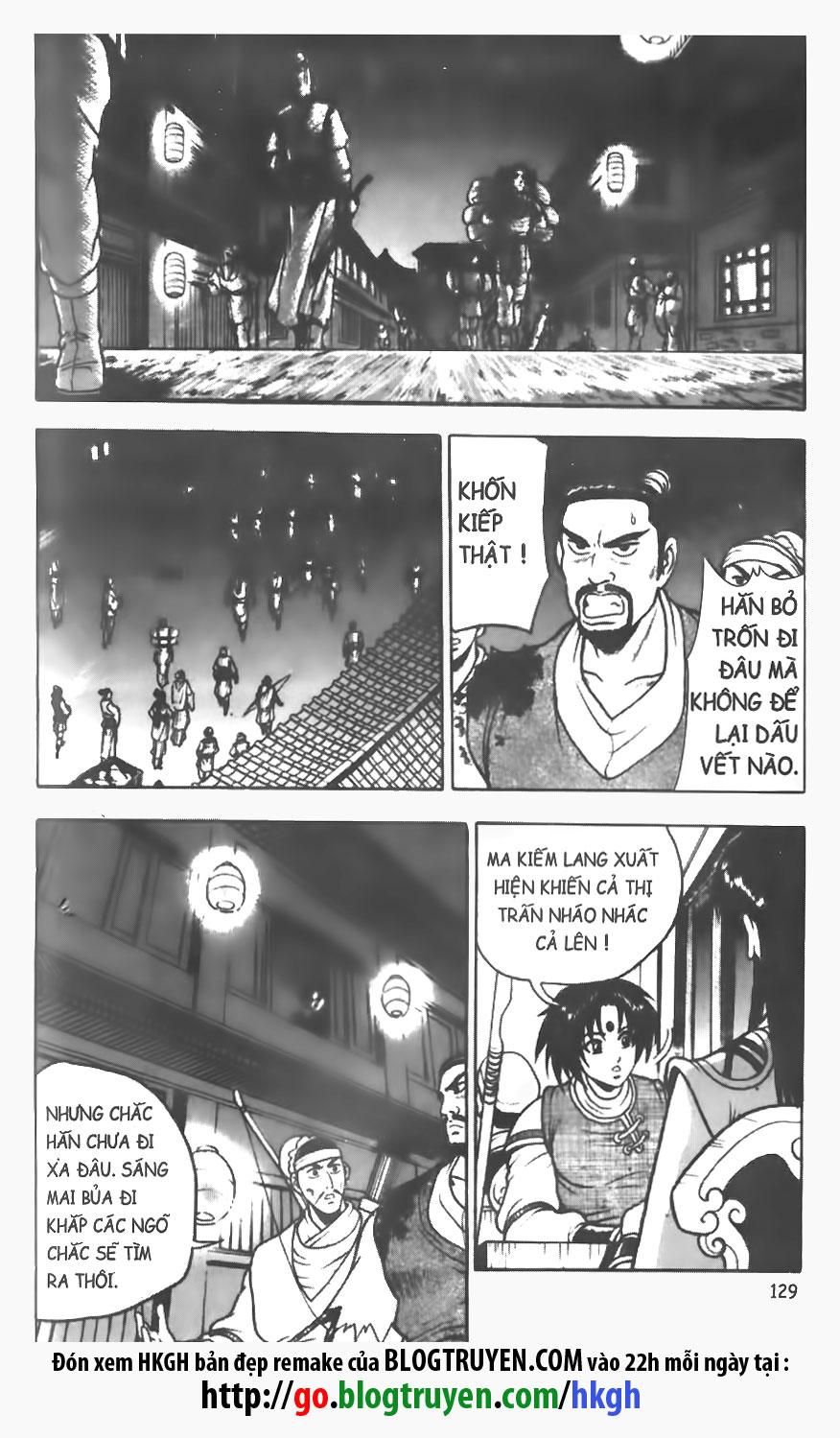 Hiệp Khách Giang Hồ chap 74 page 19 - IZTruyenTranh.com