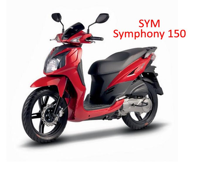 Tropicana Motorworld Sym Symphony Sr150