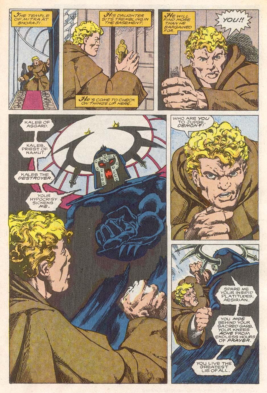 Conan the Barbarian (1970) Issue #193 #205 - English 21